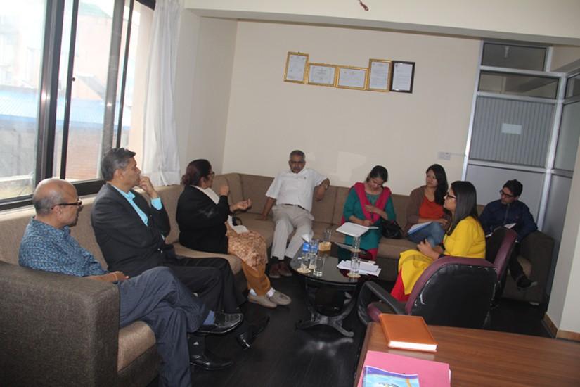 Anti-corruption Expert Advisory Committee Meeting