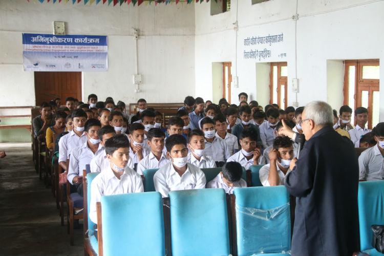 Student Orientation Programme in Doti District