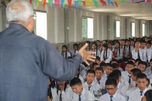 Prof. Ramakrishna Regmee