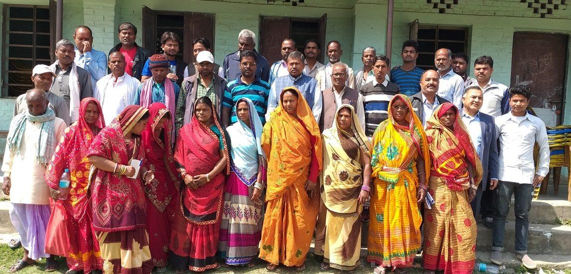 Public Interaction Program in Janaknandini Rural Municipality
