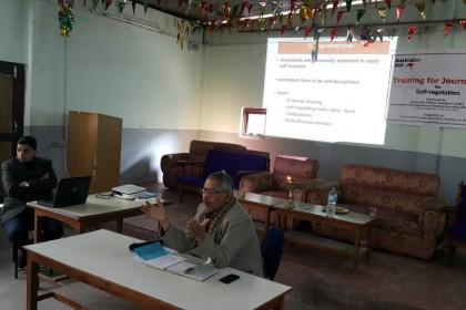 DhrubaHari Adhikary-Self-regulating Media