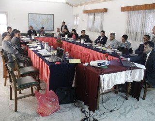 Orientation on STREAC Project