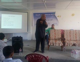 Student Orientation Programme in Kaski district