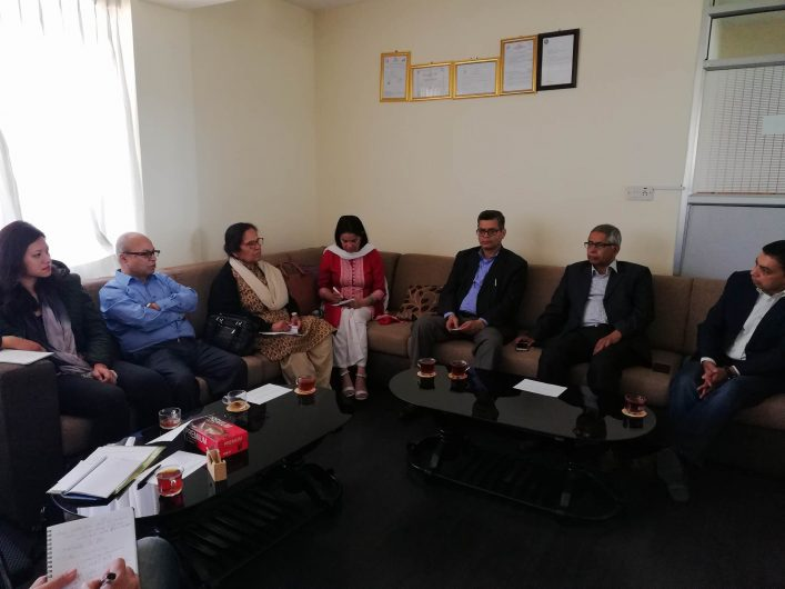 Ninth meeting of Expert Advisory Committee takes place