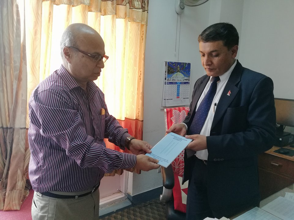 UNCAC booklet handed over to Prime Minister's Office