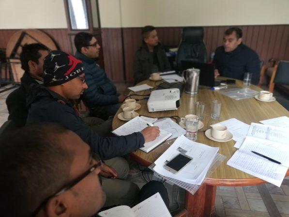CMF organizes journalist orientation program
