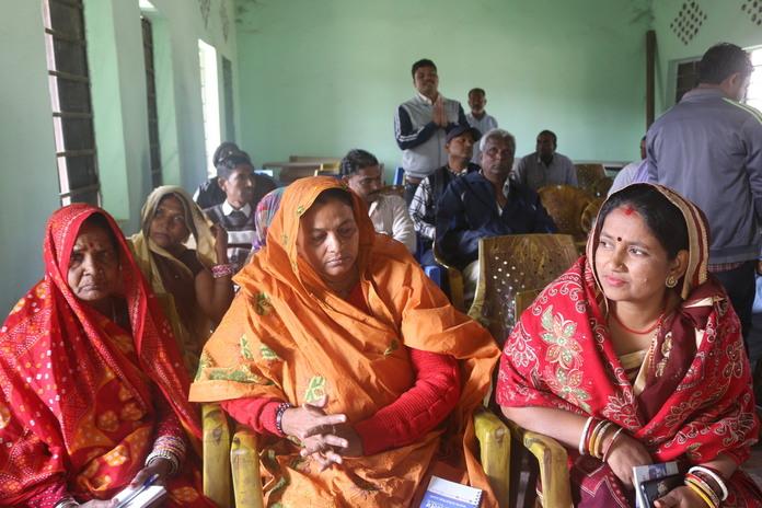 Public interaction programs organized in Mirchaiya and Janaknandini
