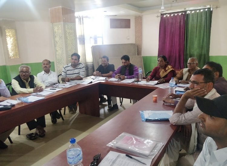 Roundtable Discussion on Local Governance in Province 2